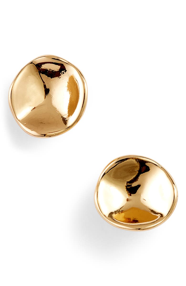 JENNY BIRD Gaia Stud Earrings, Main, color, GOLD