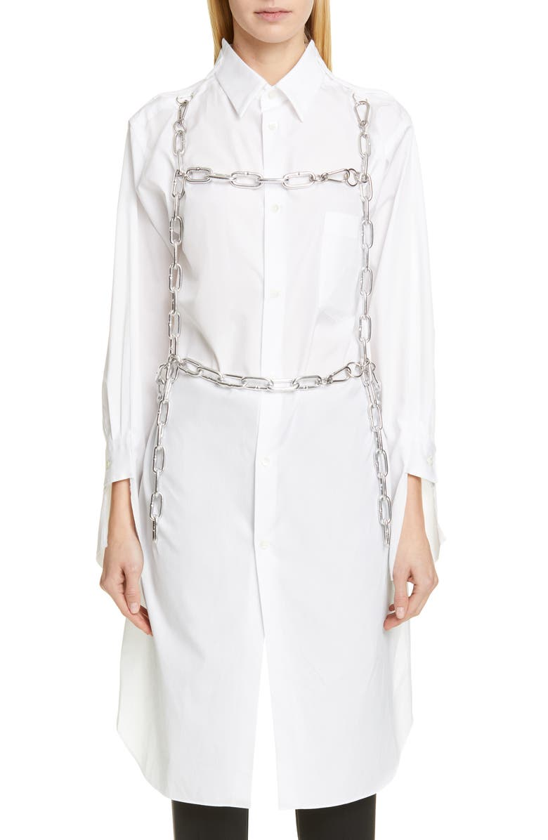 Chain Harness Shirt by Comme Des GarÇons