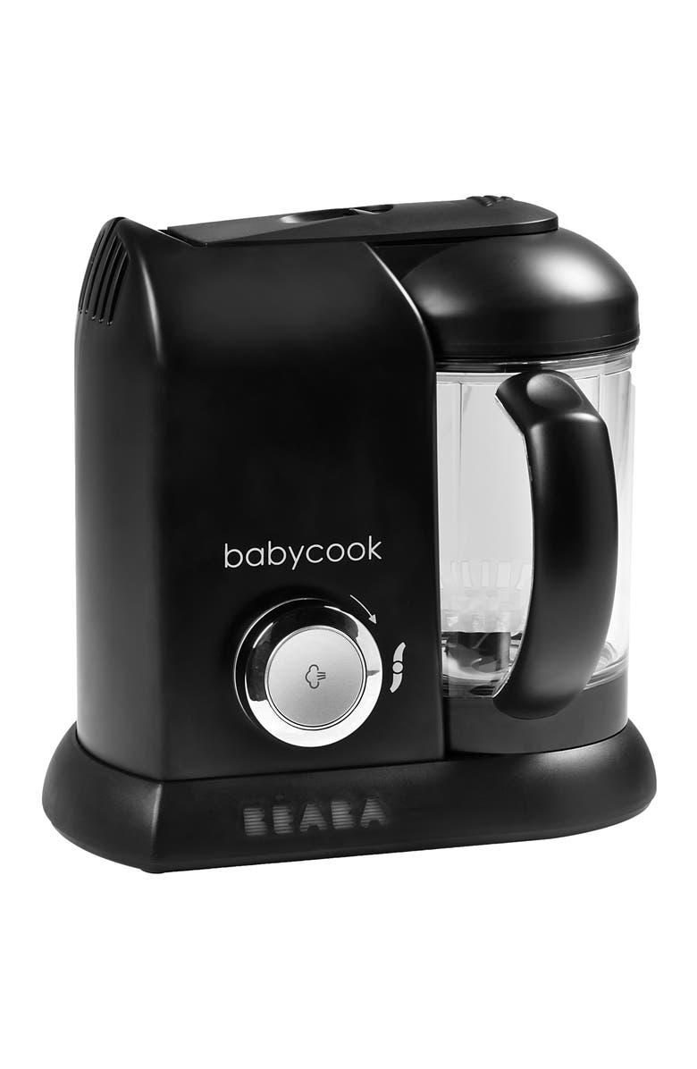 BÉABA Babycook Baby Food Maker, Main, color, BLACK