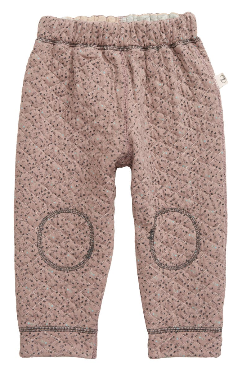 PEEK ESSENTIALS Peek Aren't You Curious Peyton Reversible Quilted Jogger Pants, Main, color, 250