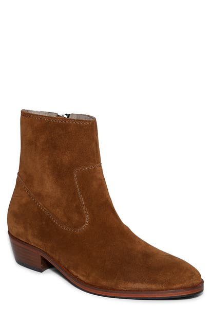 Allsaints RIDGE ZIP BOOT