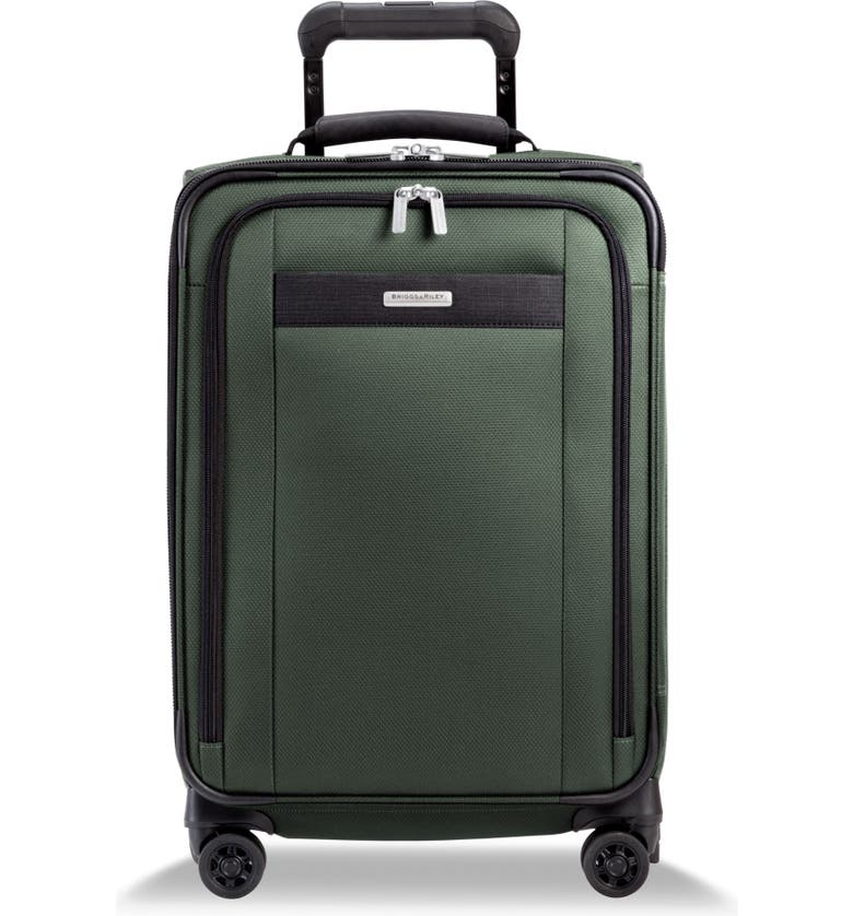 BRIGGS & RILEY Transcend Tall Expandable Wheeled Suitcase, Main, color, 301