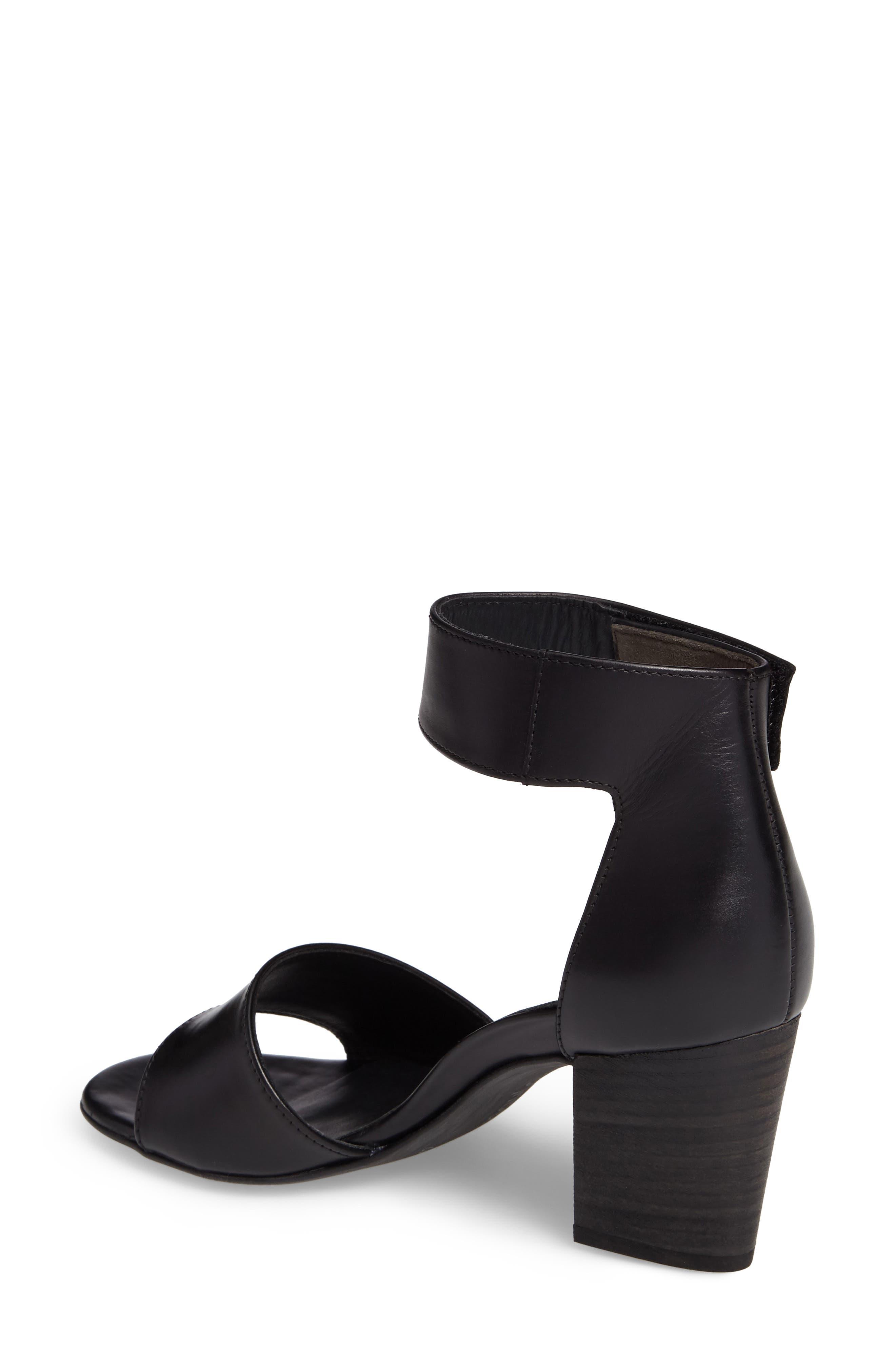 ,                             Mackenzie Ankle Strap Sandal,                             Alternate thumbnail 2, color,                             001