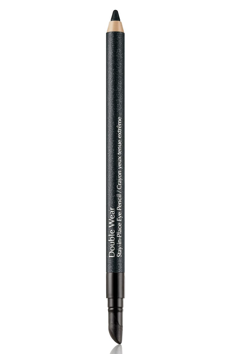 ESTÉE LAUDER x Duro Olowu Double Wear Stay-in-Place Eye Pencil, Main, color, ONYX