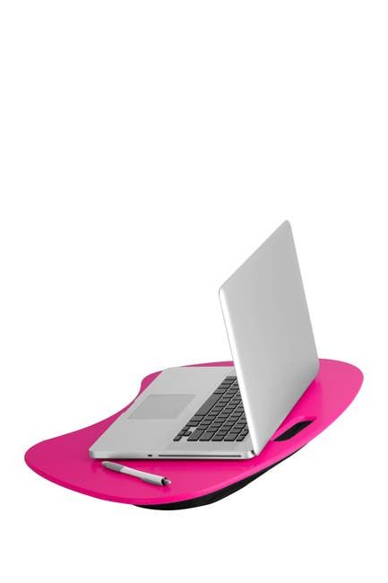 Image of Honey-Can-Do Hot Pink Lap Desk