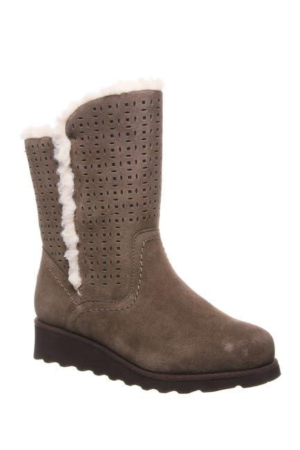 Image of BEARPAW Lillian Genuine Sheepskin Fur Lined Boot