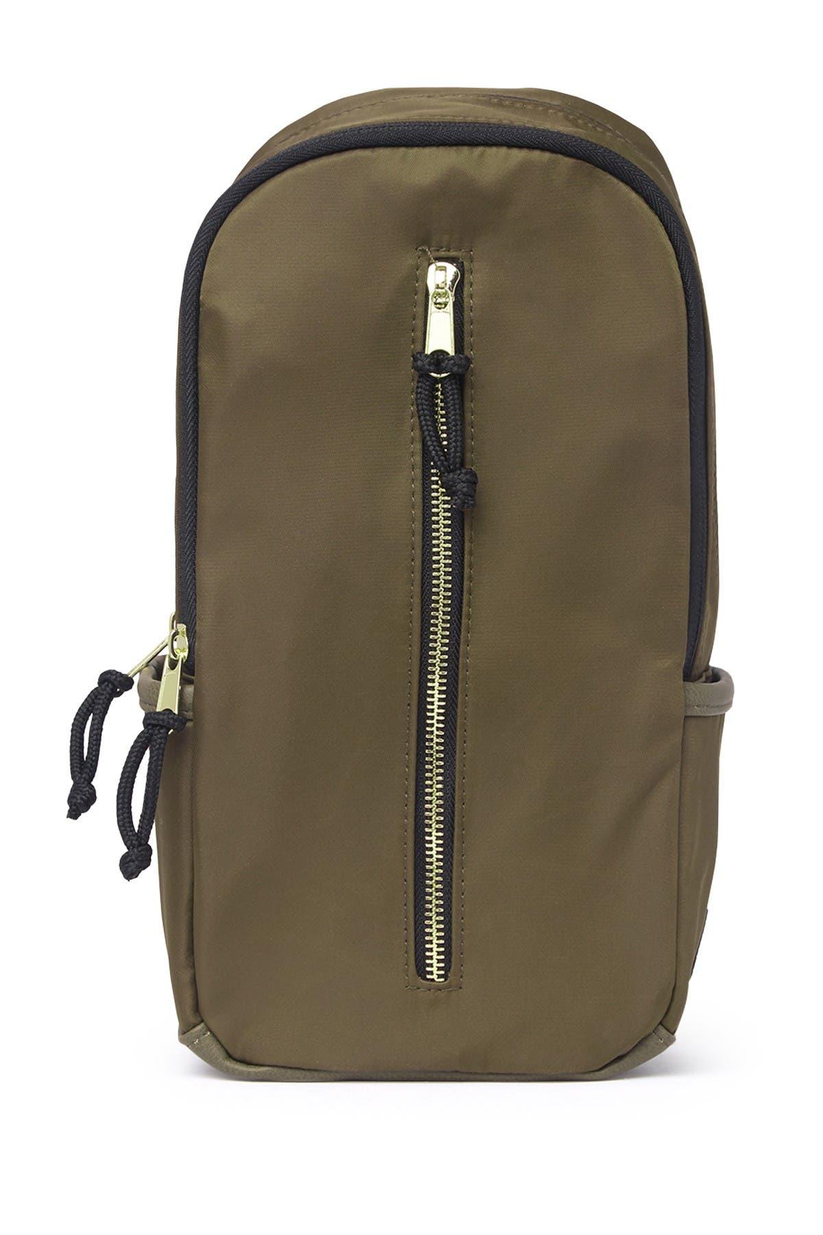 Image of Madden Girl Nylon Sling Crossbody Bag