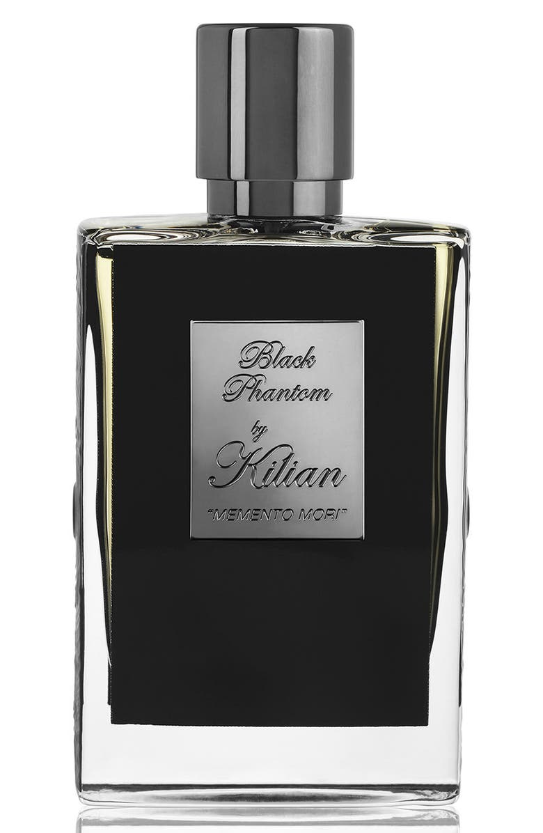 KILIAN Black Phantom Memento Mori Eau de Parfum Refillable Spray, Main, color, 000