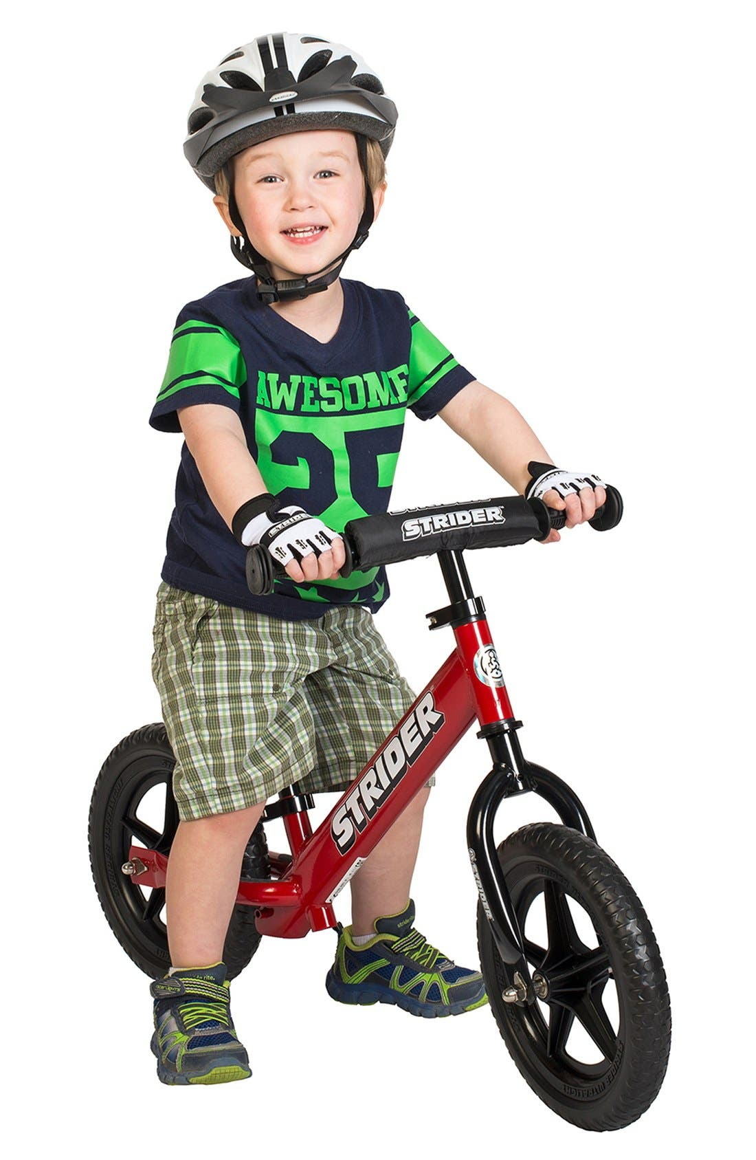 ,                             <sup>®</sup> '12 Sport'Balance Bike,                             Alternate thumbnail 2, color,                             RED