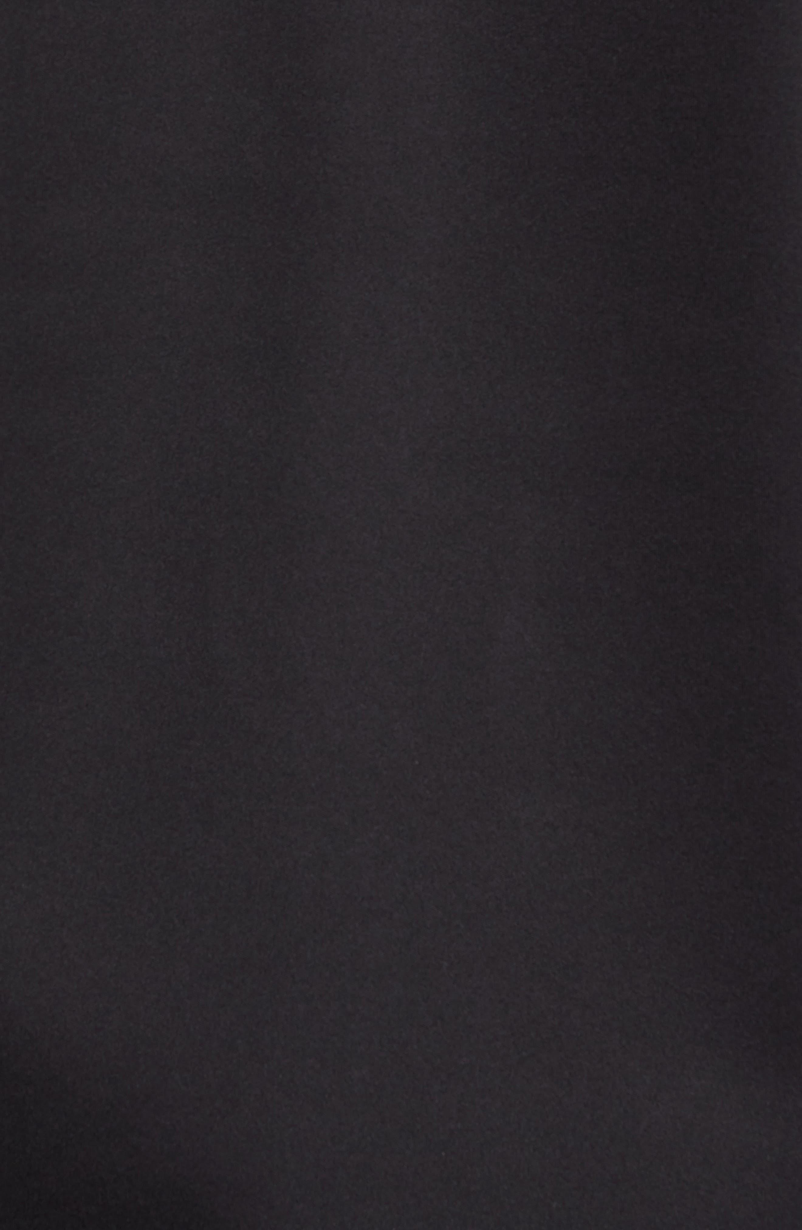 ,                             Apex Risor Jacket,                             Alternate thumbnail 5, color,                             BLACK/ BLACK
