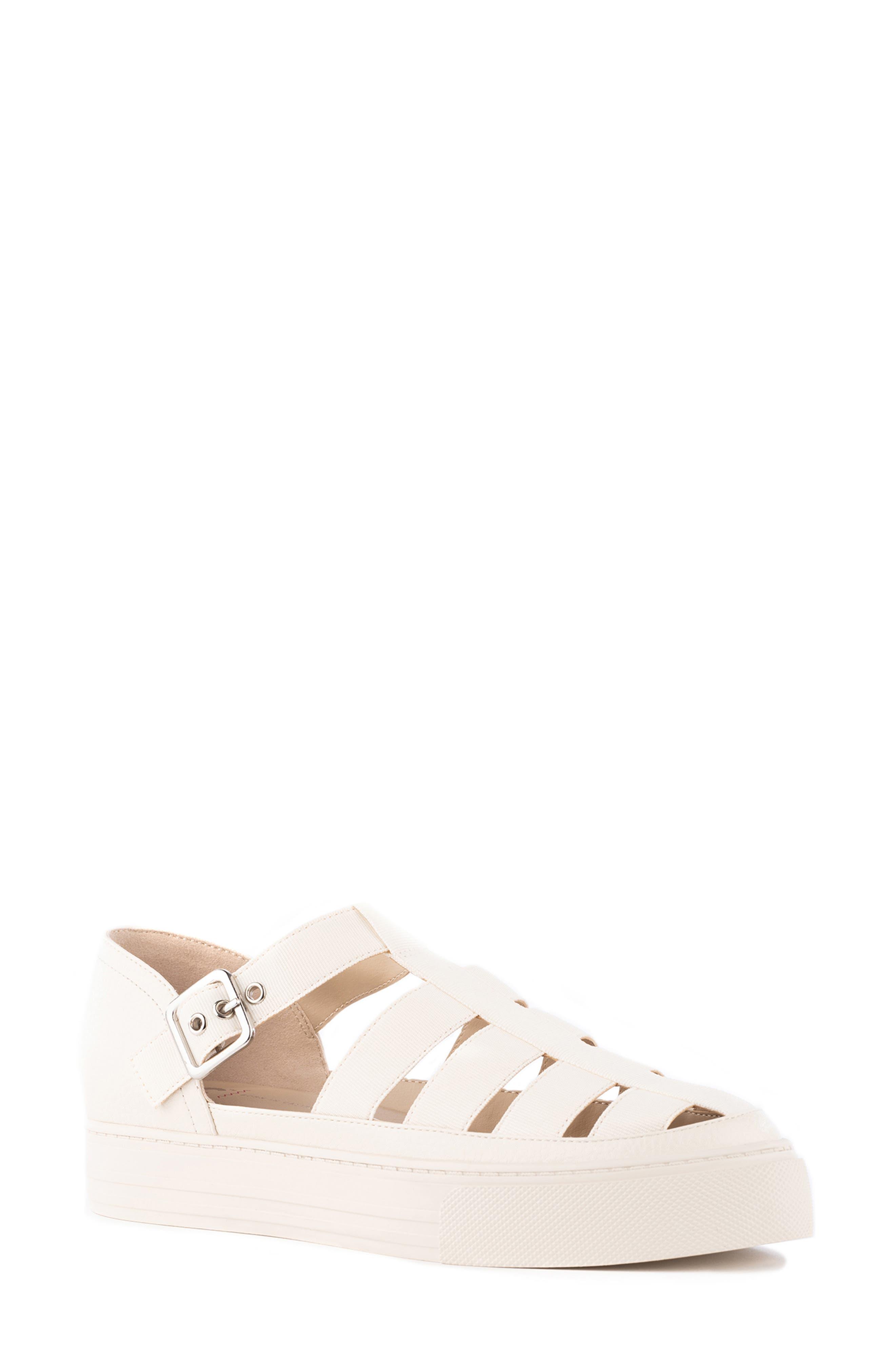 Straight Up Sandal
