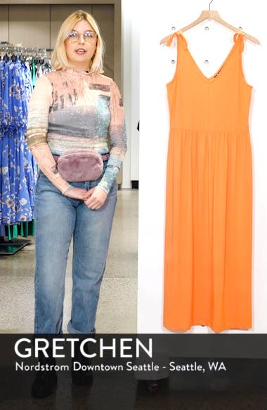 Rebecca Maxi Dress, sales video thumbnail