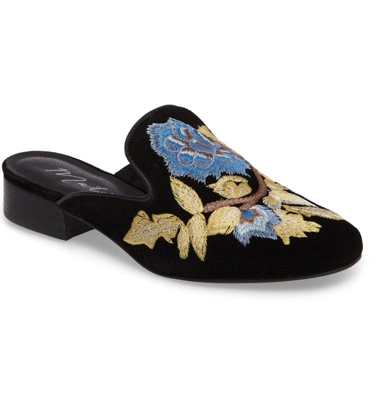 MATISSE Bianca Embroidered Mule, Main, color, 017