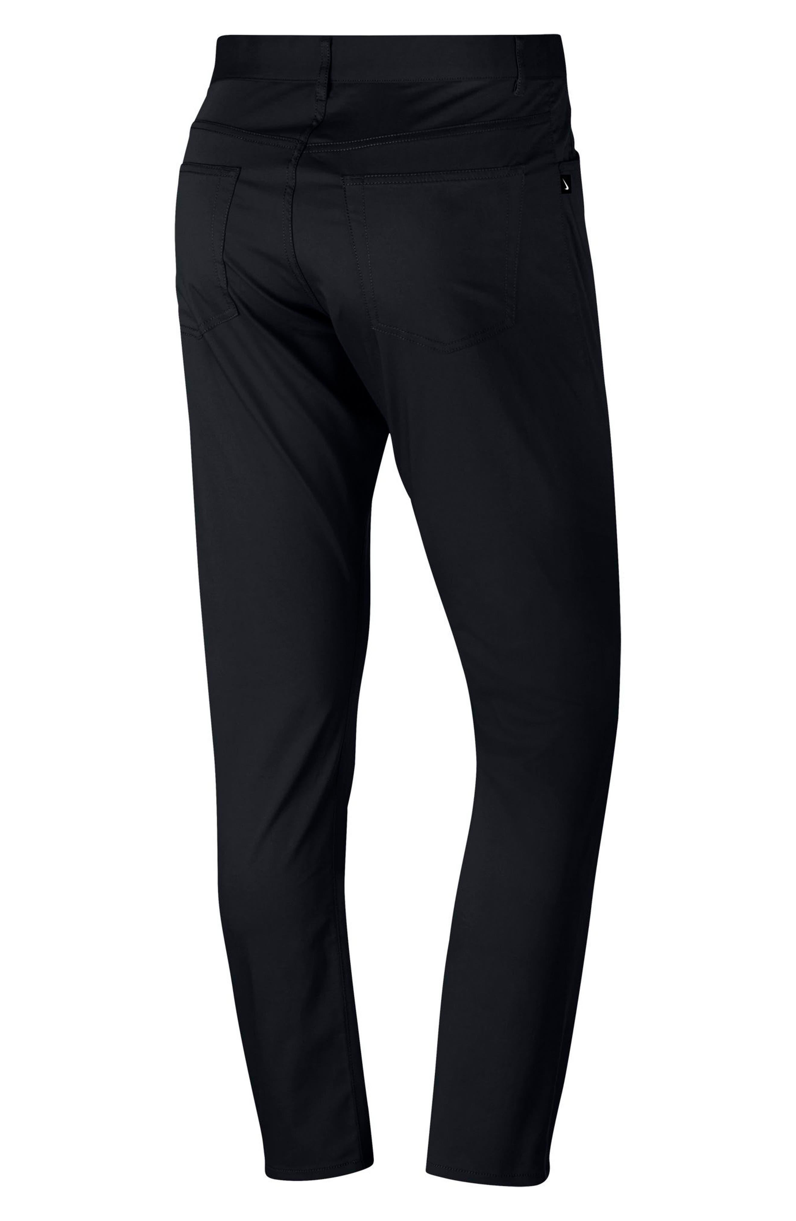 ,                             Flex Slim Fit Dri-FIT Golf Pants,                             Alternate thumbnail 8, color,                             010