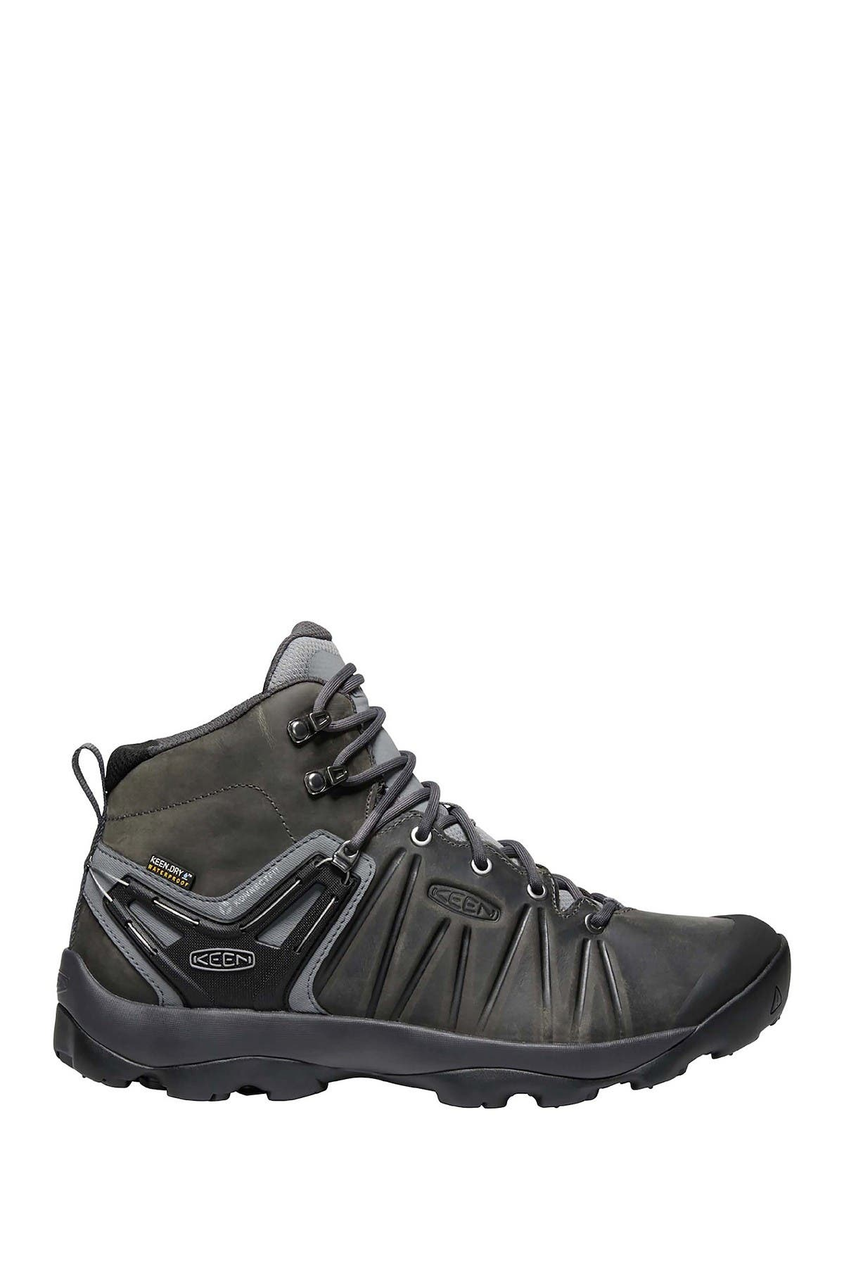 Image of Keen Venture Leather Mid Waterproof Boot