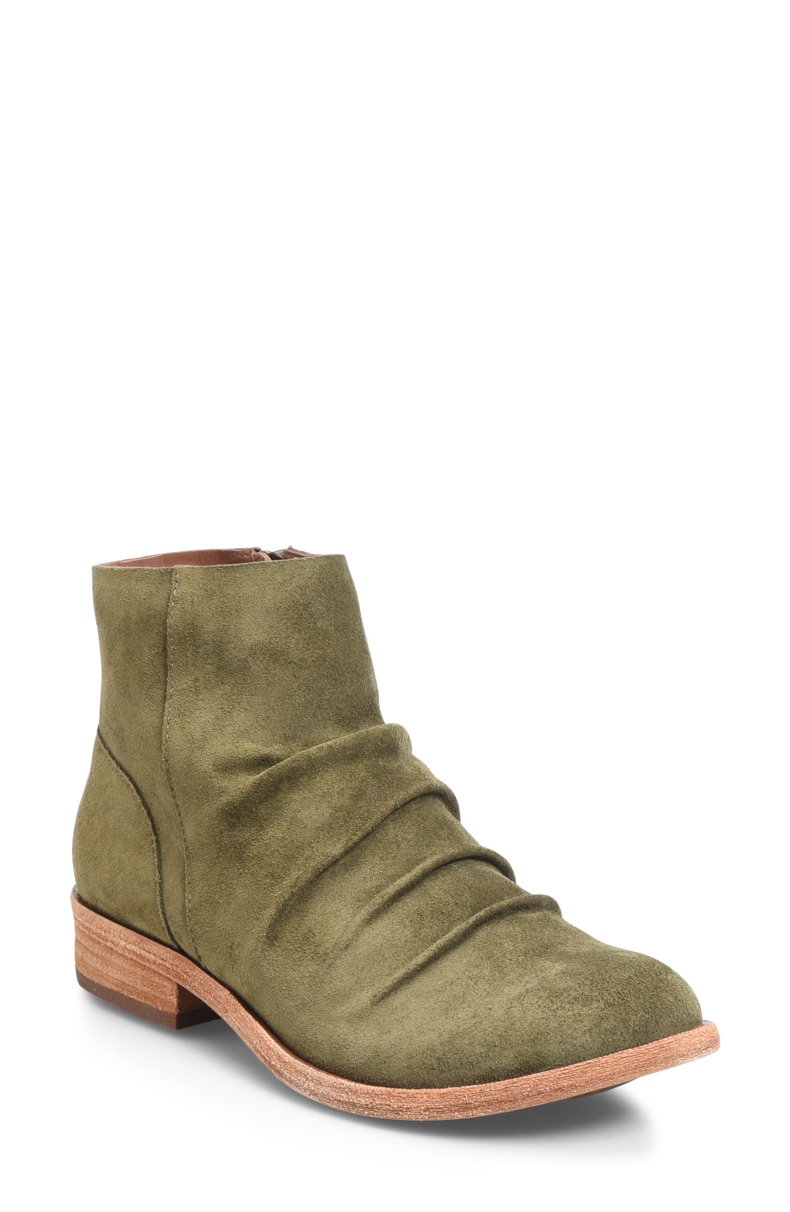 Kork-Ease Giba Boot, Green