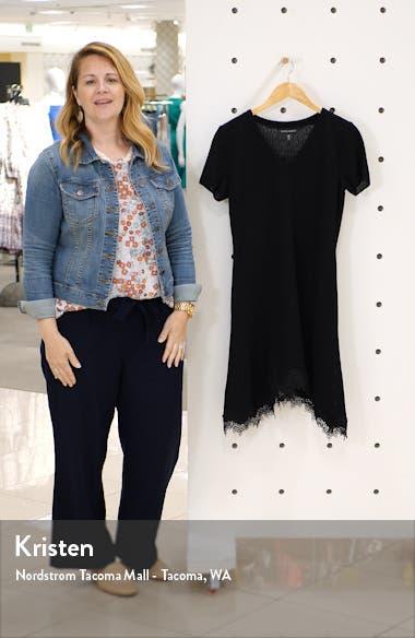 Mang Wang Lace Hem Knit Dress, sales video thumbnail