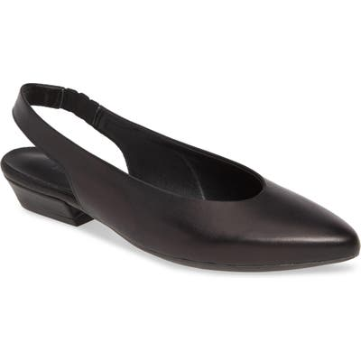 The Flexx Prato Slingback Pump, Black