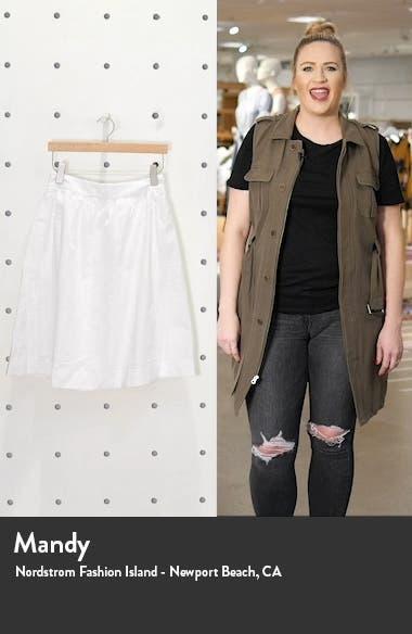 Pull On Midi Skirt, sales video thumbnail