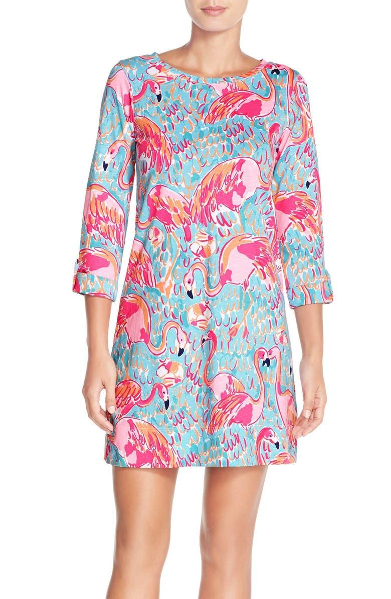 7ff04d2a16da1d Lilly Pulitzer® 'Linden' Pima Cotton Dress | Nordstrom