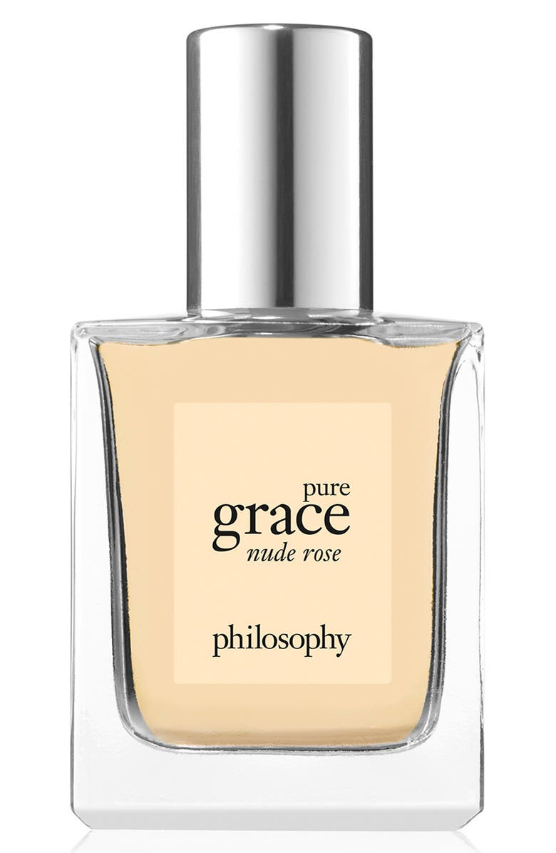 PHILOSOPHY pure grace nude rose eau de toilette, Main, color, NO COLOR