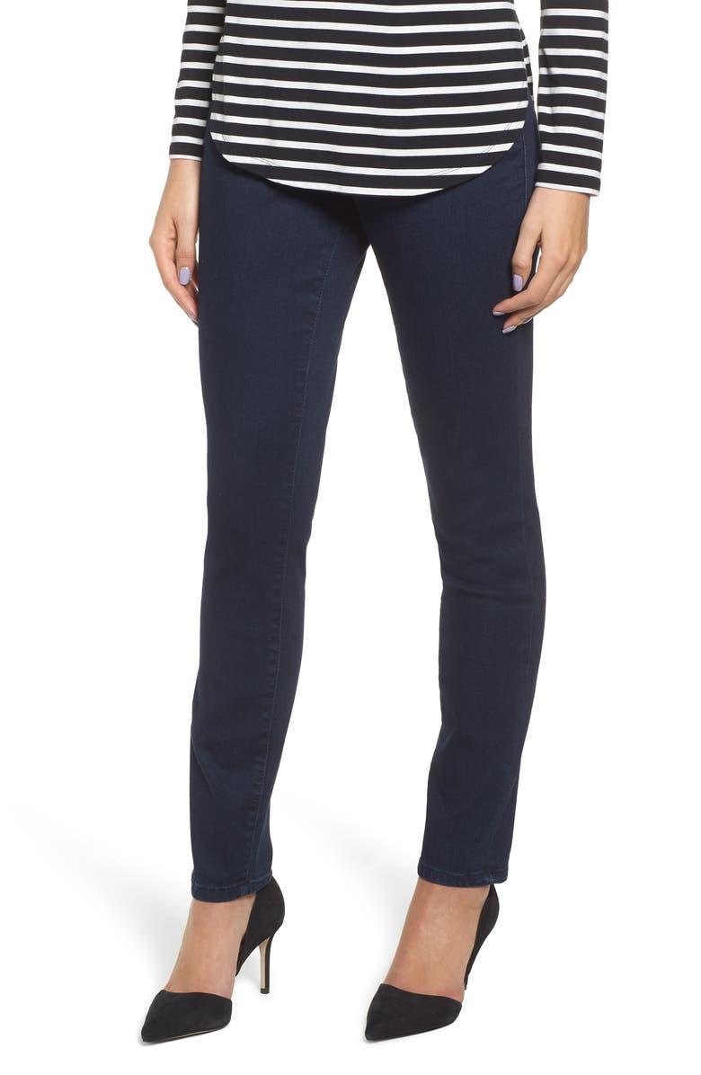 JAG JEANS Jag Nora Pull-On Skinny Jeans, Main, color, DARK INDIGO