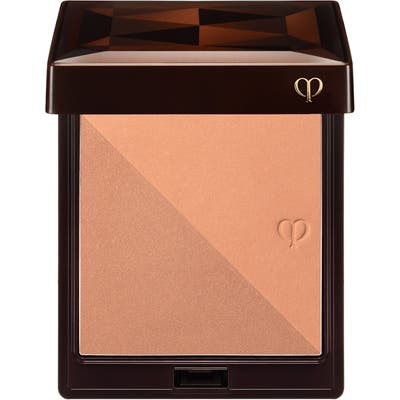 Cle De Peau Beaute Bronzing Powder Duo - 1
