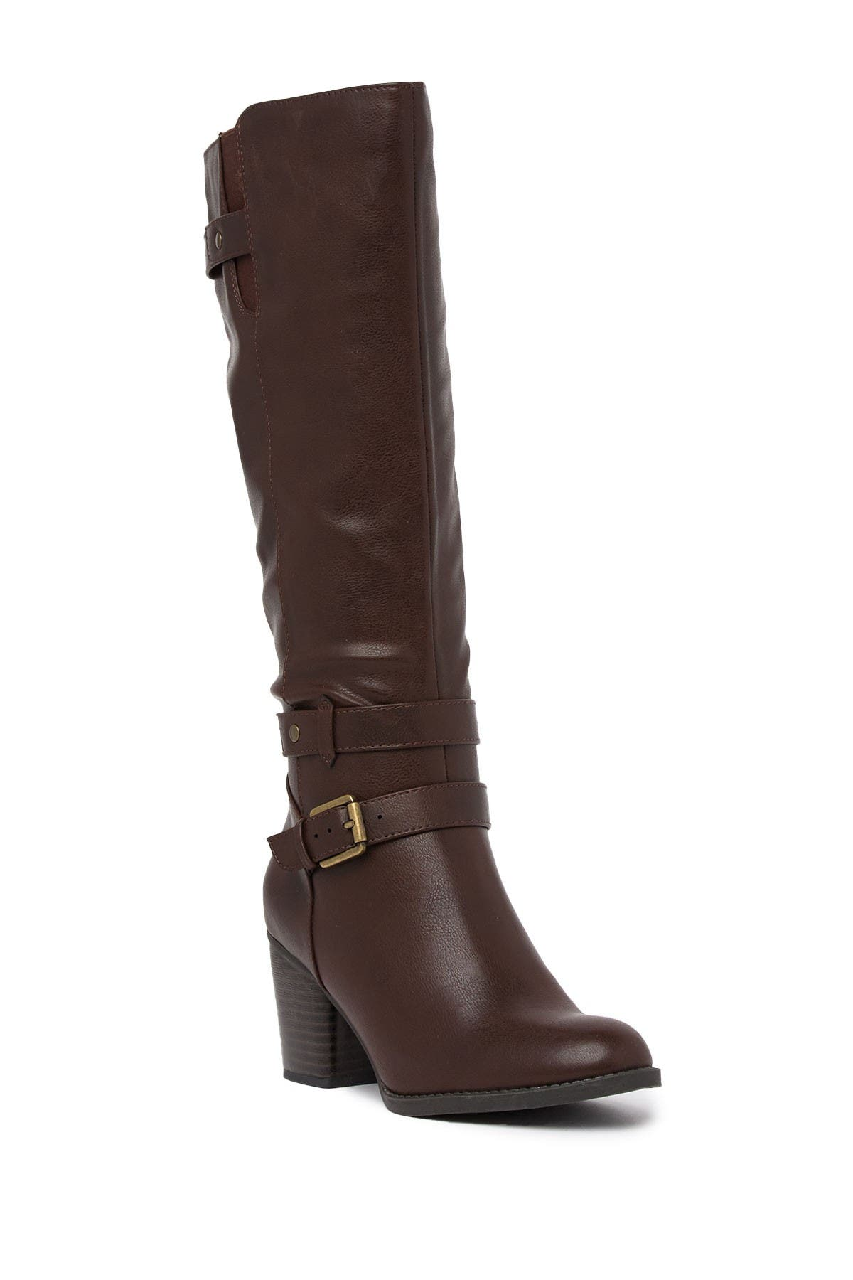 Image of SOUL Naturalizer Taliah Buckle Tall Boot