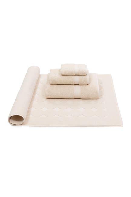 Image of LINUM HOME Sinemis Terry 4-Piece Towel Set - Beige