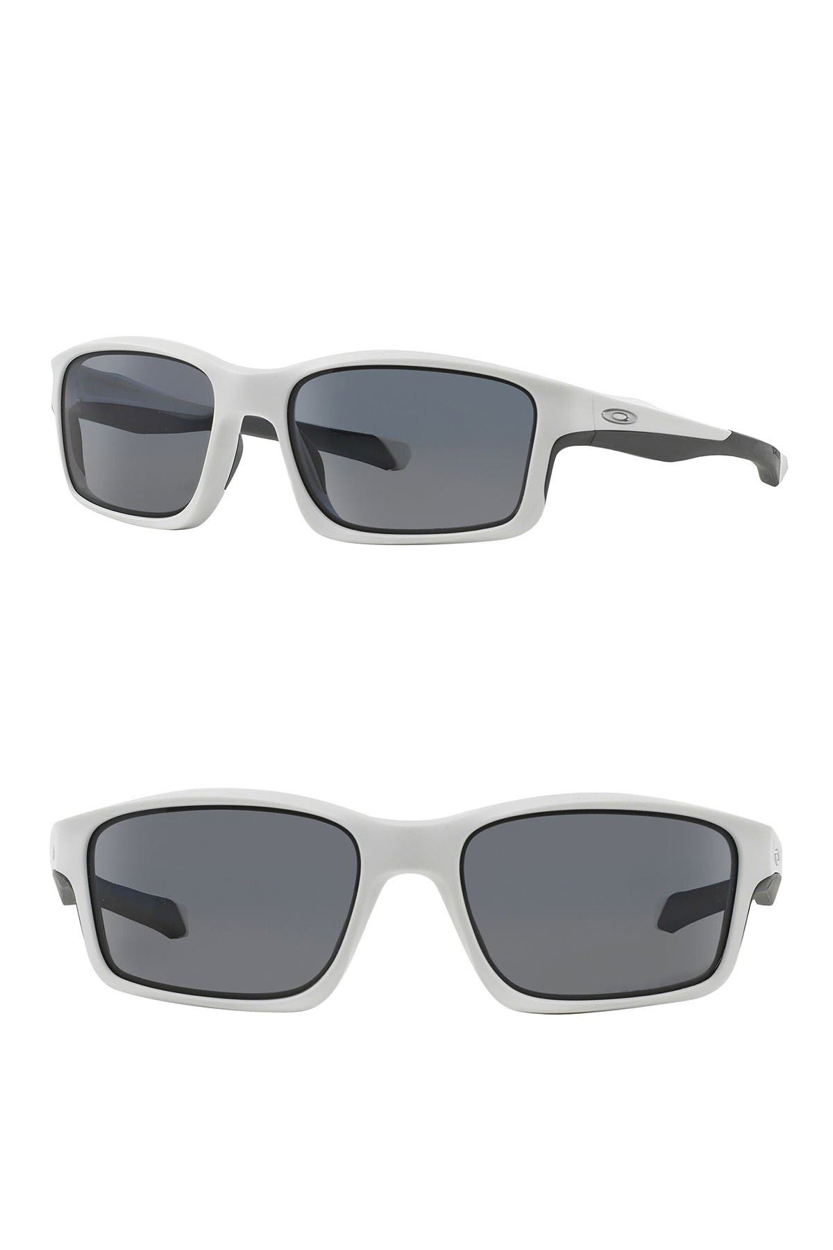 Image of Oakley Chainlink Polarized 57mm Sunglasses