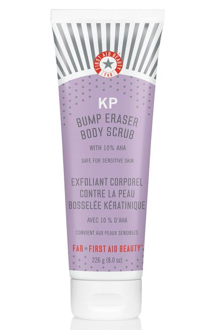 Image of FIRST AID BEAUTY KP Bump Body Eraser Scrub
