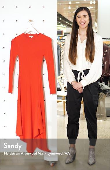 Viviana Asymmetrical Long Sleeve Dress, sales video thumbnail