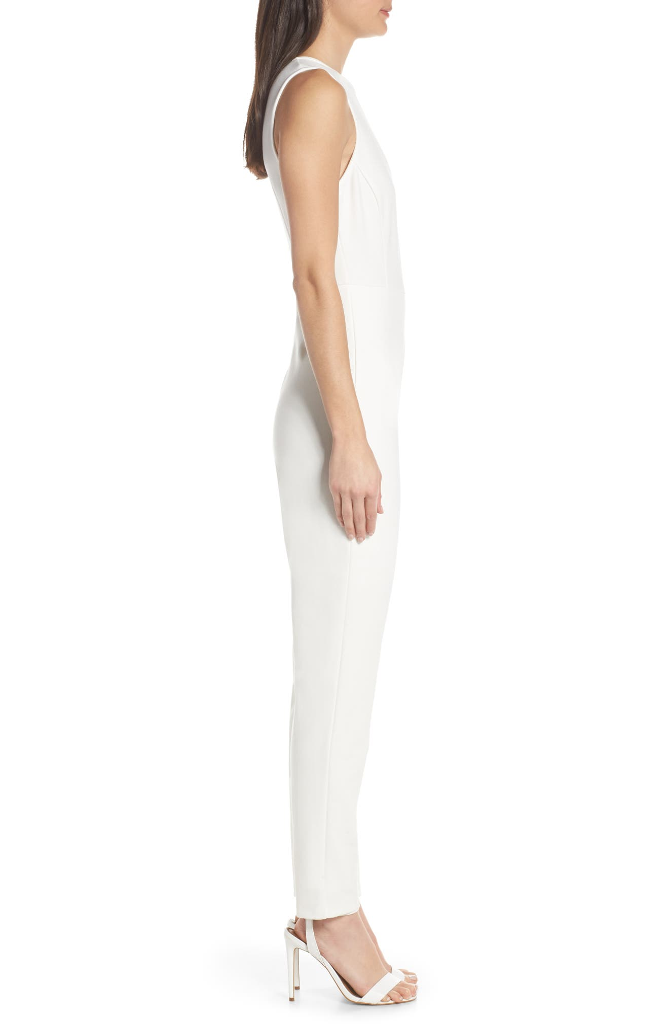 a3d2b6298ae French Connection Sundae Lula Sleeveless Jumpsuit | Nordstrom