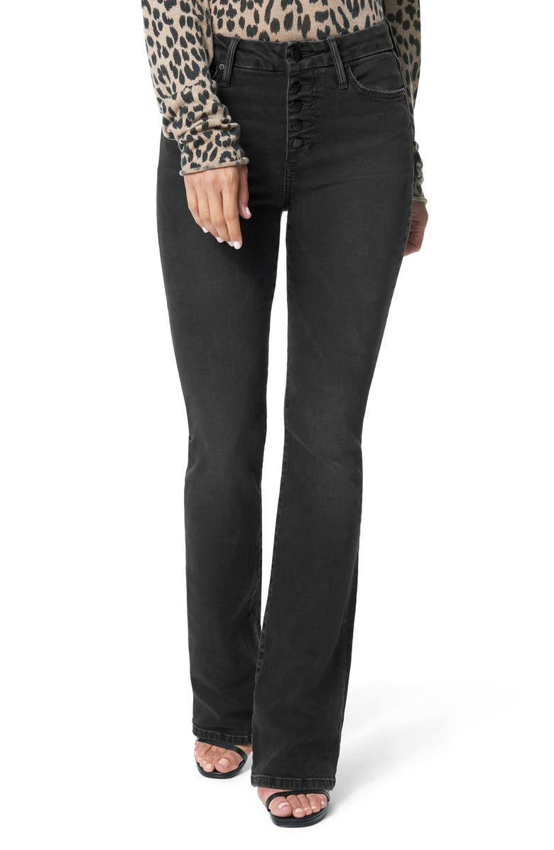 JOE'S The Hi Rise Honey High Waist Curvy Bootcut Jeans, Main, color, WYOMING