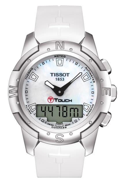 Image of Tissot Women's T-Touch II Sport Watch, 43.3mm
