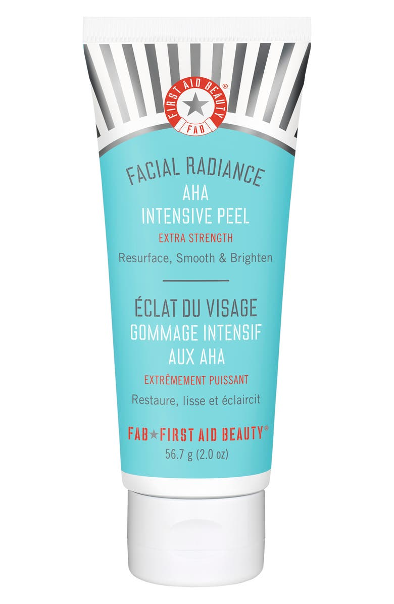 FIRST AID BEAUTY Facial Radiance Extra Strength AHA Intensive Peel, Main, color, NO COLOR