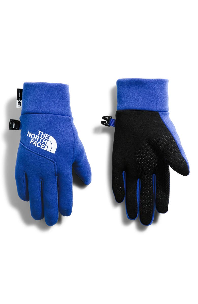 THE NORTH FACE Etip Gloves, Main, color, TNF BLUE
