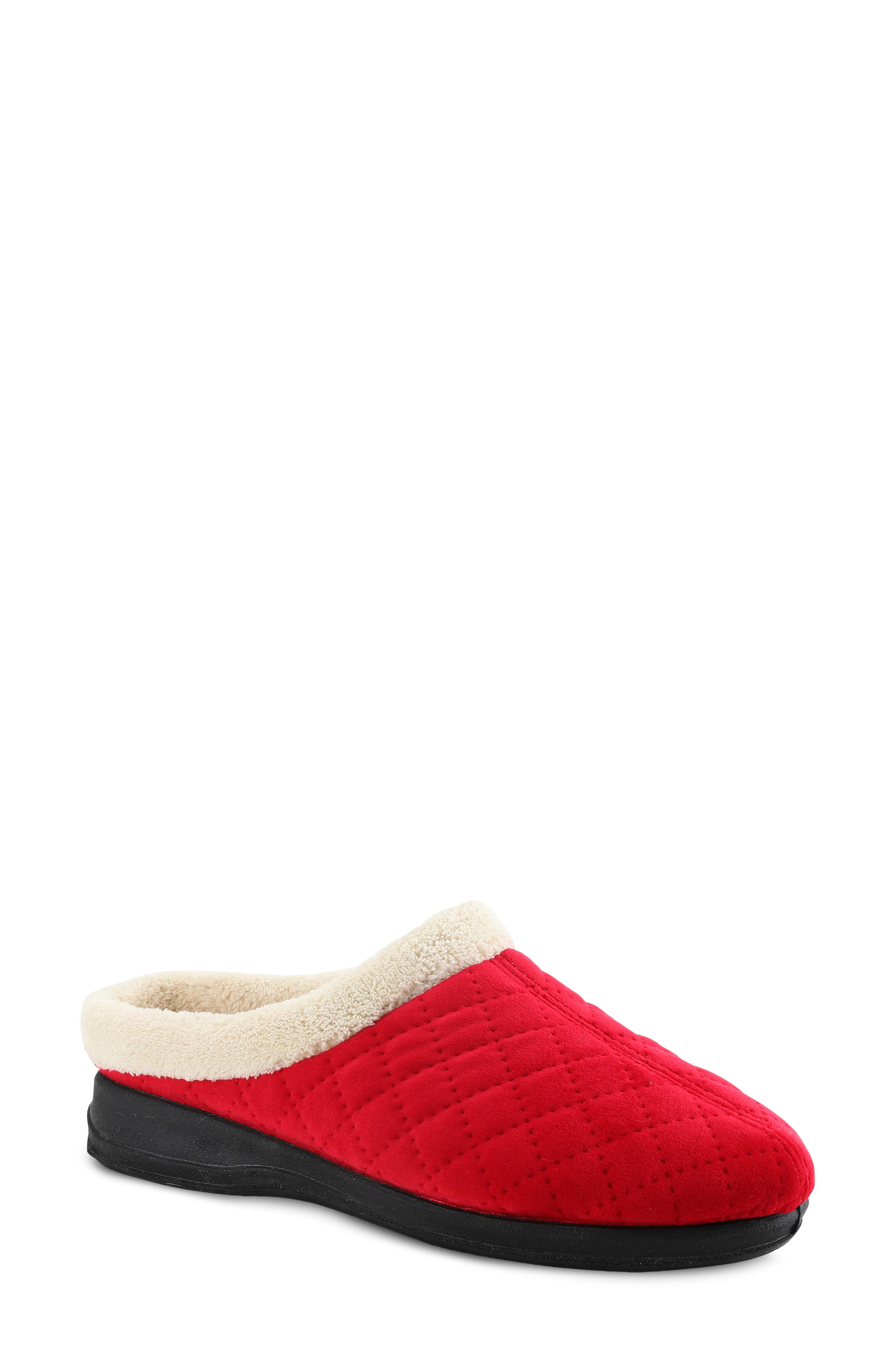 Sleeper Quilted Slipper