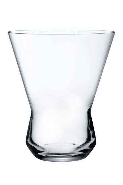 Image of Nude Glass Rhythm Water Glasses - Clear - Set of 2