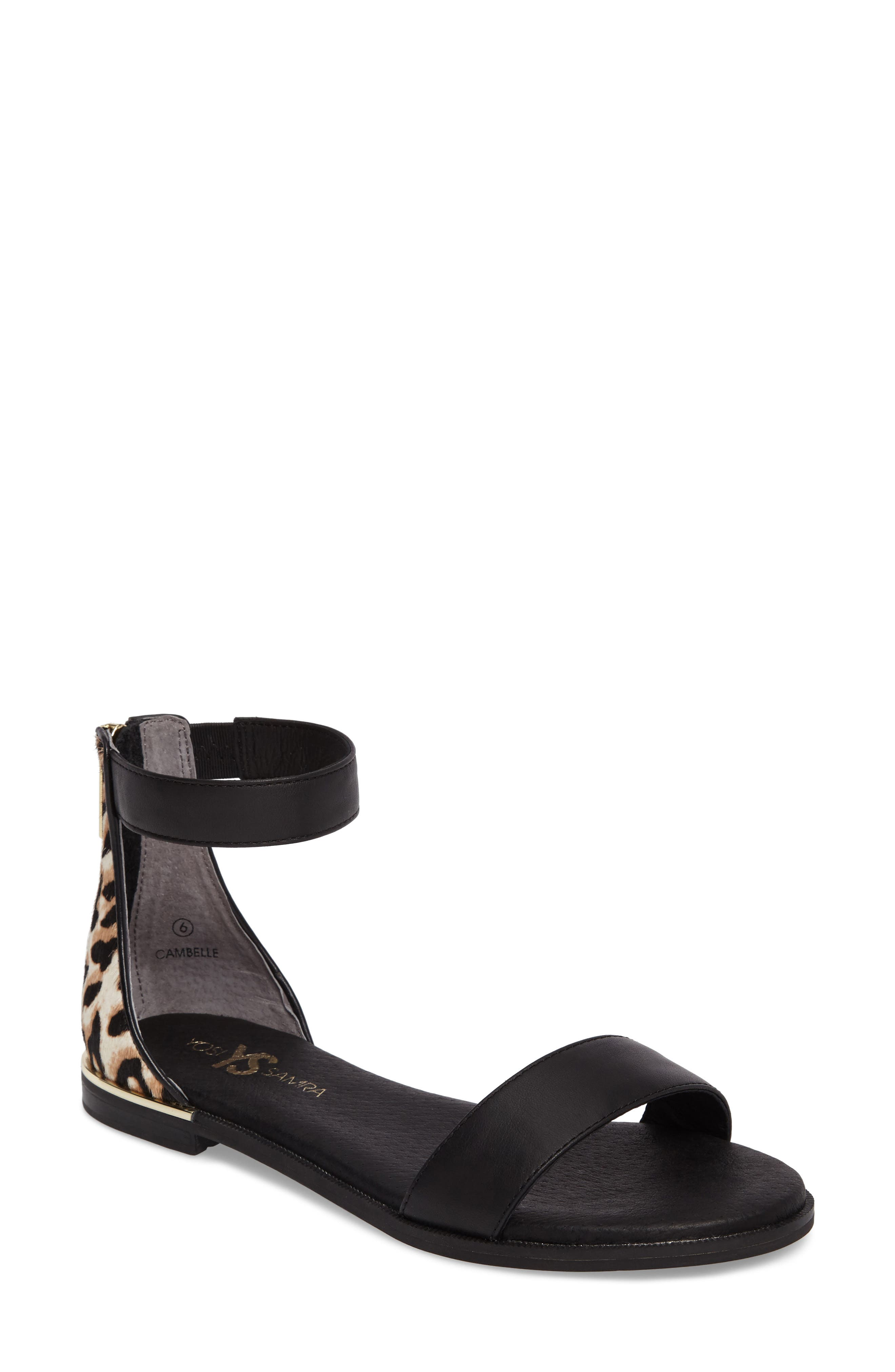 ,                             'Cambelle' Ankle Strap Sandal,                             Main thumbnail 23, color,                             118