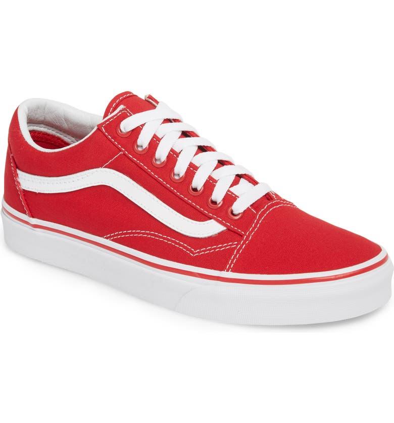 VANS Old Skool Sneaker, Main, color, FORMULA ONE CANVAS
