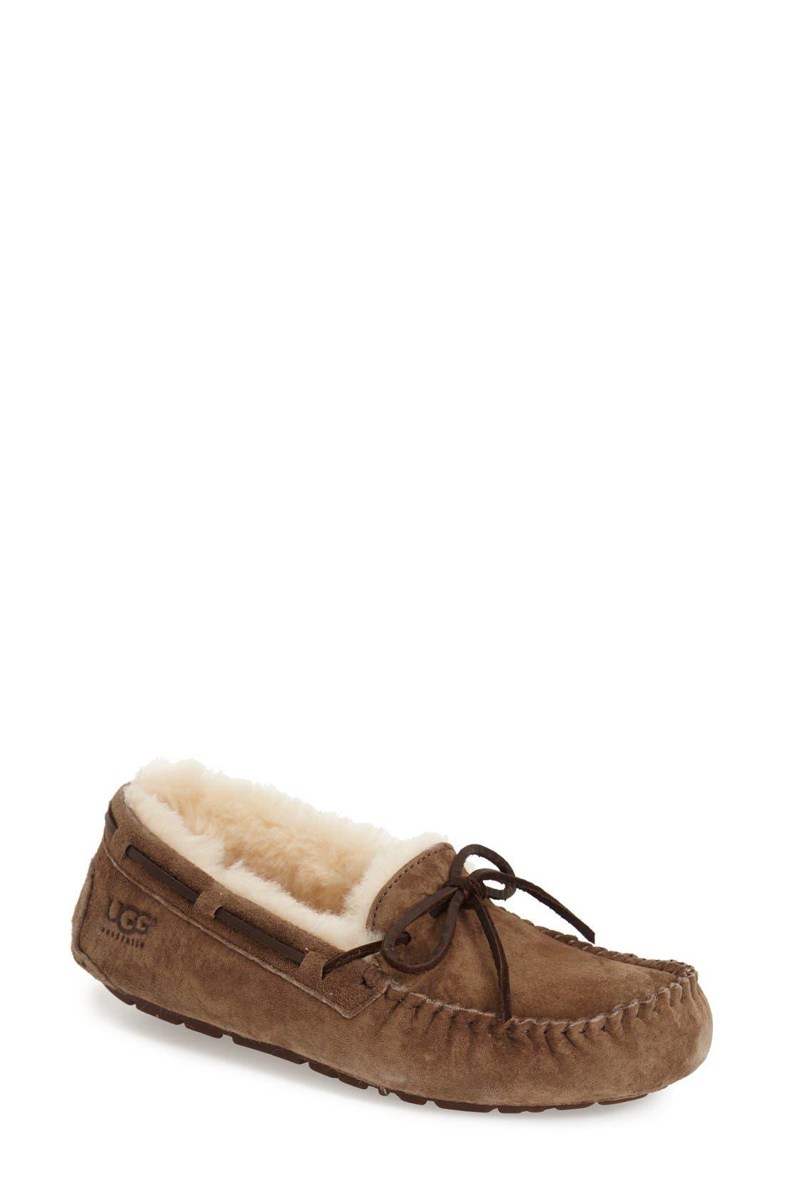,                             Dakota Water Resistant Slipper,                             Main thumbnail 140, color,                             210