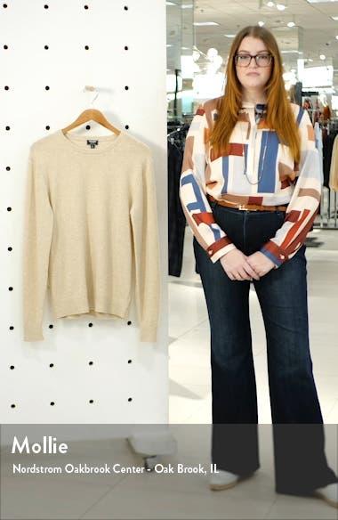 Cashmere Crewneck Sweater, sales video thumbnail