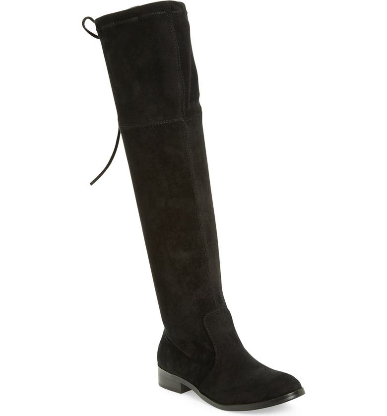 VERY VOLATILE 'Briar' Over the Knee Boot, Main, color, 001