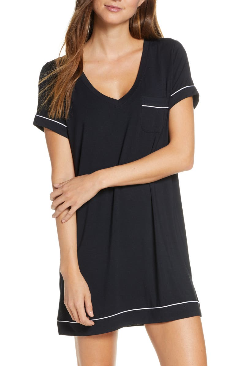 NORDSTROM Moonlight Nightshirt, Main, color, 001