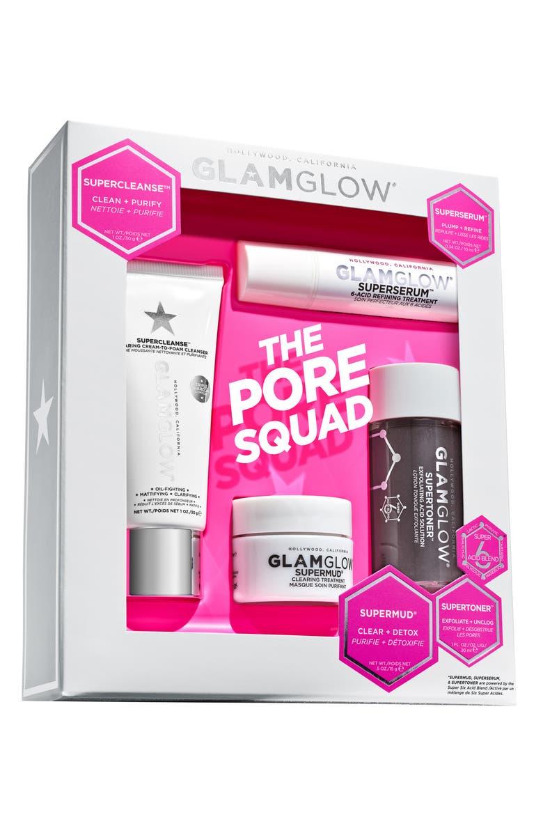 GLAMGLOW<SUP>®</SUP> The Pore Squad Set, Main, color, 000
