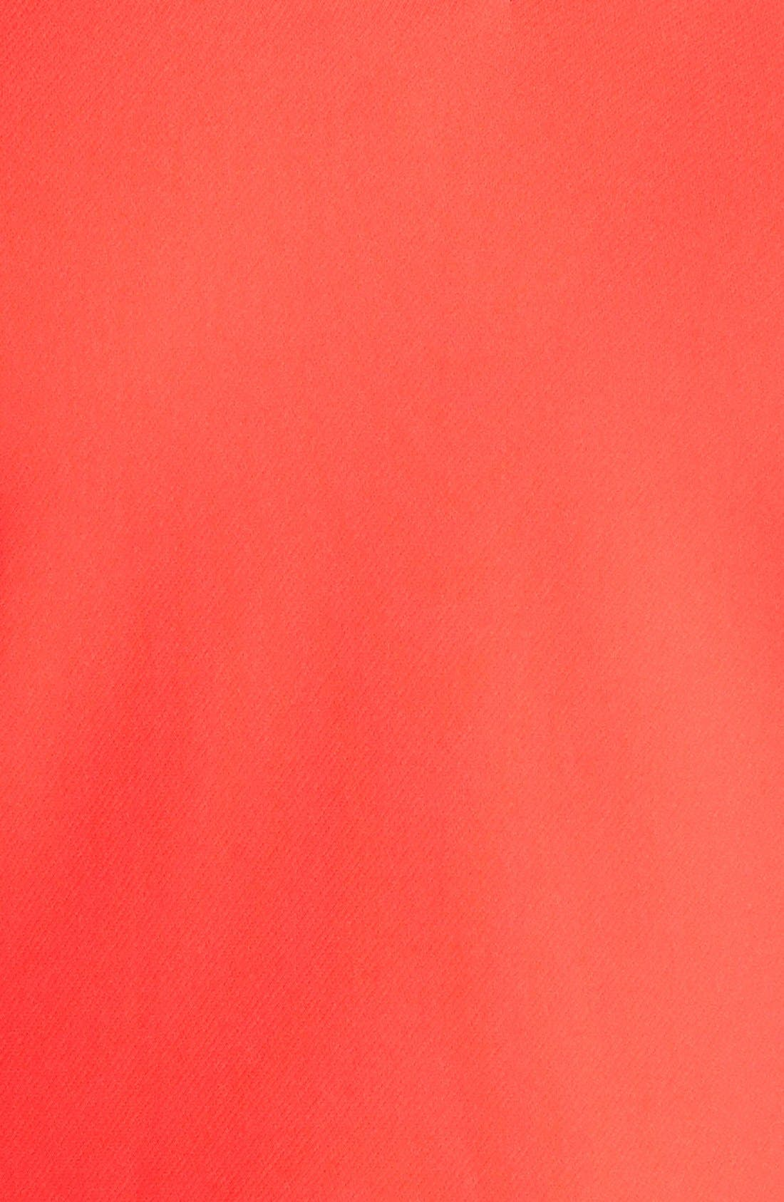 ,                             Bianca Back Cutout Fit & Flare Dress,                             Alternate thumbnail 91, color,                             959