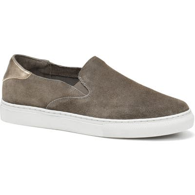 Trask Litton Slip-On Sneaker, Grey