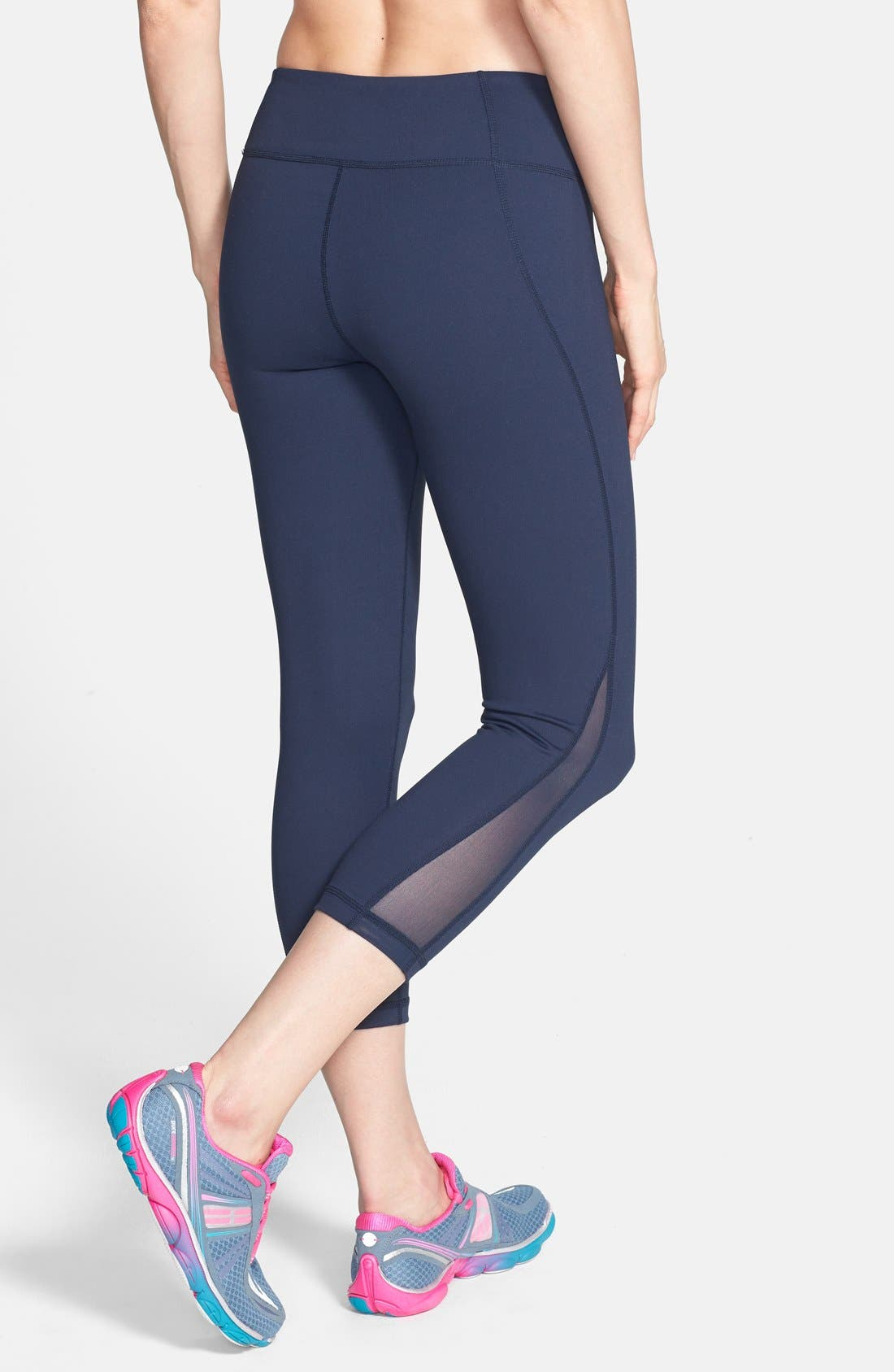 ,                             Live In Streamline Reversible Capris,                             Alternate thumbnail 47, color,                             410