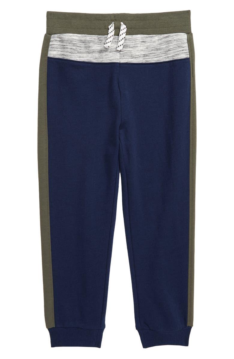 SPLENDID Leveled Stripe Jogger Pants, Main, color, PHANTOM INK